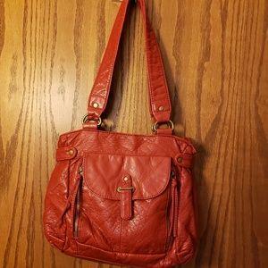 Bueno Red handbag